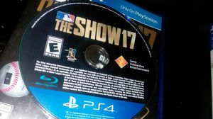MLB the show 17 for Sale in Las Vegas, NV