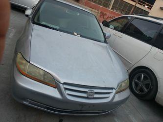 2001 Honda Accord Thumbnail