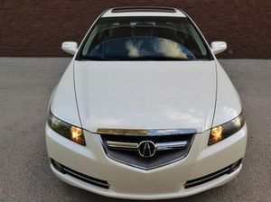 Photo 2005 Acura TL drives GREAT!, White color