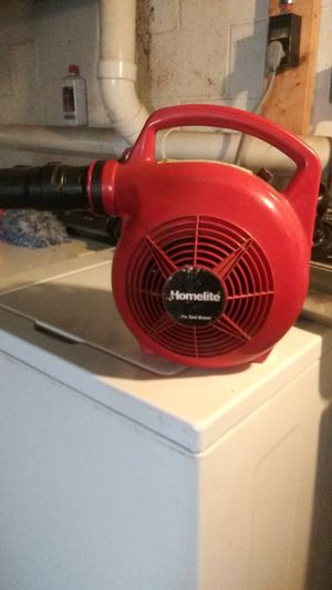 Homelite leaf blower for Sale in Akron, OH