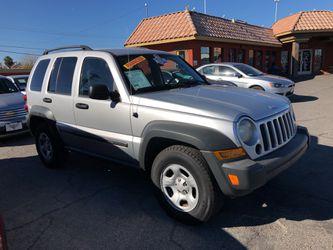 2007 Jeep Liberty Thumbnail