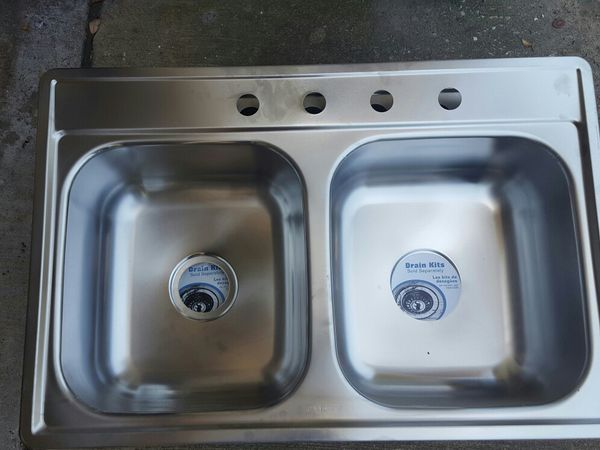 Kindred Double Topmount Kitchen Sink (Home & Garden) in Dallas, TX ...