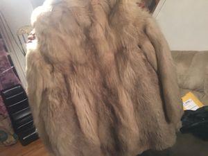 Wolf coat for Sale in Alexandria, VA