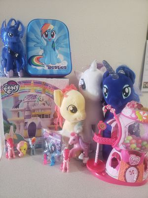 Photo My Little Pony Huge PLAY set