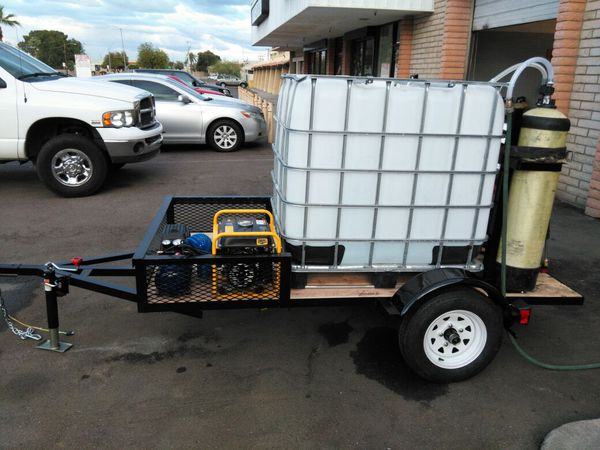 1b340d94f2 Mobile detail   car wash trailers Spot Free Water System for Sale in ...