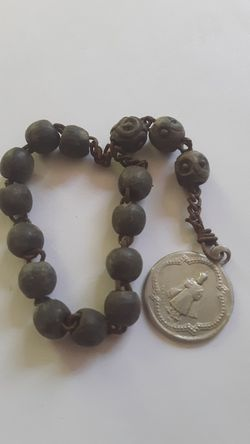 Vintage Infant Religious Bracelet Thumbnail