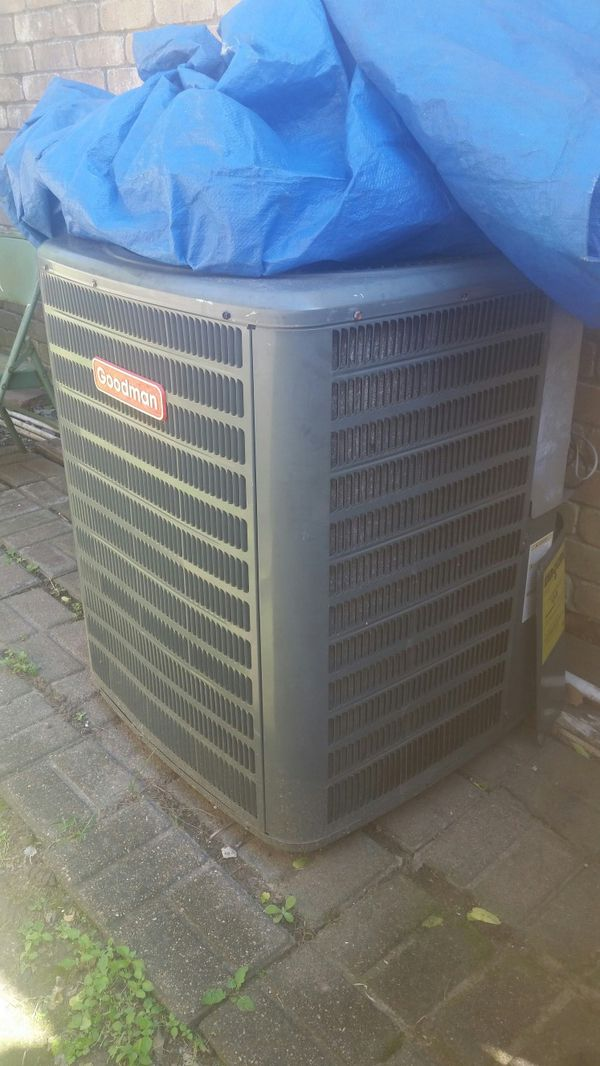 4 Ton A C Compressor And Fan For Sale In Houston Tx Offerup