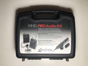 Azden WHD-PRO Audio Kit for Sale in Rancho Santa Fe, CA