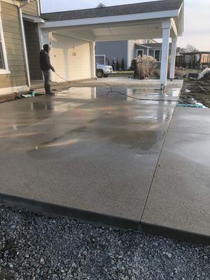 Ryan Combs Custom Concrete for Sale in McCordsville, IN