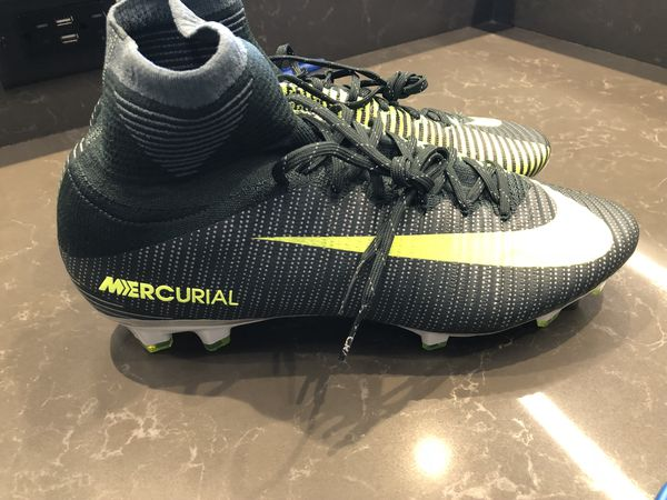 Nike Mercurial Superfly V CR7 FG Ronaldo Soccer Cleats 852511-376 Size 10.5  (Sports   Outdoors) in Phoenix 1338eb614