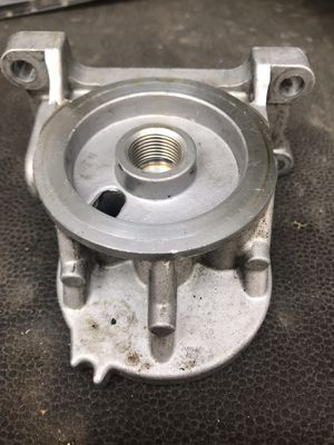 Ford Transit Connect Engine Oil filter and cooler adapter for Sale in Downey, CA