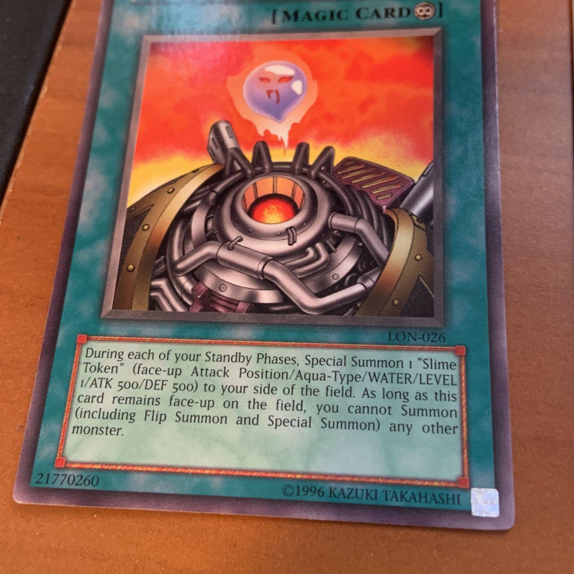 Very Rare Yugioh Cards