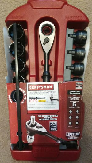 Craftsman Universal Max Access Set for Sale in Vandergrift, PA
