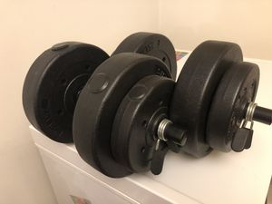 Dumbbells For Sale >> Dumbbells For Sale In New Hampshire Offerup