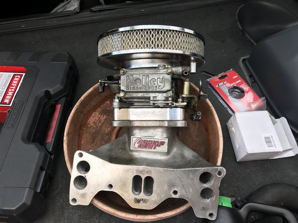 Racing Beat Intake Manifold for Sale in Miami, FL - OfferUp