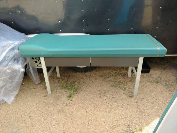 Midmark Ritter Exam Table W 2 Drawers For Sale In Phoenix Az Offerup