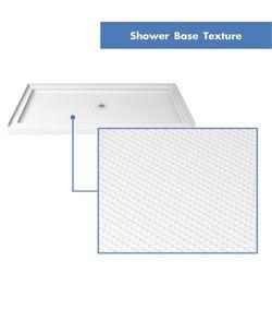 DreamLine 36 x 48 x 72 inch Frameless Shower Enclosure with Shower Base Thumbnail