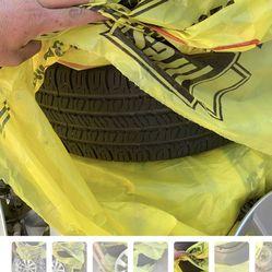 2015 Nissan Stock wheels and tires Thumbnail