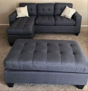 Fine New And Used Black Sofas For Sale In Long Beach Ca Offerup Frankydiablos Diy Chair Ideas Frankydiabloscom