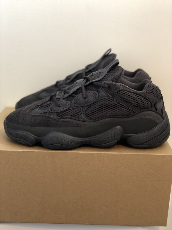 promo code e617e 0f7ab Adidas Yeezy 500 Utility Black for Sale in Santa Ana, CA - OfferUp