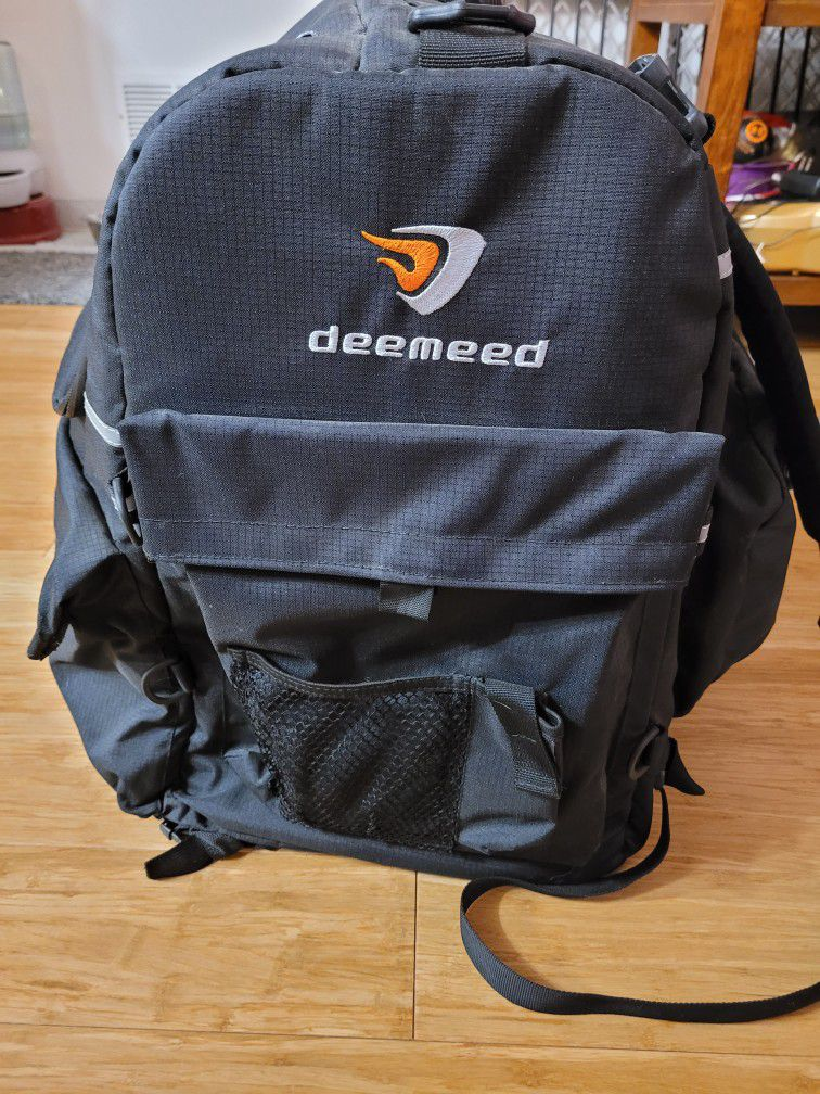 Photo DEEMEED Motorcycle Luggage BAG 75L