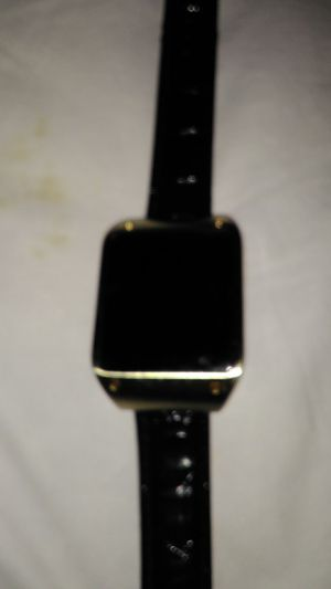 Android watch with two bands for Sale in Columbus, OH