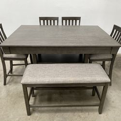 Counter Height Kitchen Table Set Thumbnail