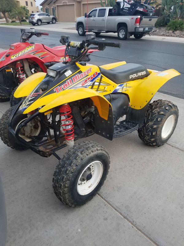 Polaris 250 Trailblazer for Sale in Maricopa, AZ - OfferUp