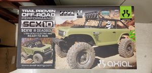 Axial Deadbolt SCX10 II NEW! SEALED! for Sale in Sugar Land, TX