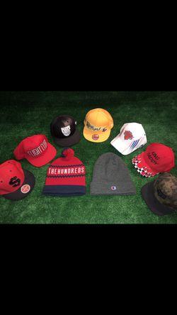 Hats and beanies Thumbnail