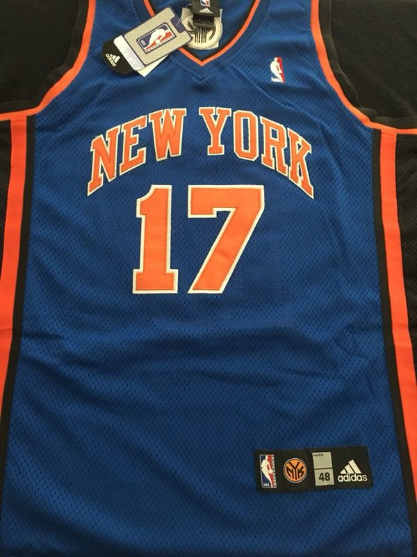 best sneakers 3bda2 3c806 New York Knicks NBA Basketball Jersey #17 Jeremy Lin for Sale in Chula  Vista, CA - OfferUp