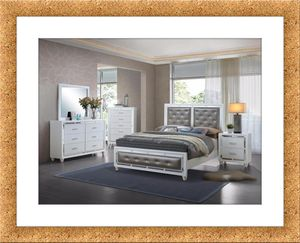 Mackenzie 11pc bedroom set with free matters and shipping for Sale in Fairfax, VA