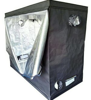 NEW IN BOX 4x8 Grow Tent w/ Metal Frame + LEC CMH HPS FANS CARBON FILTERS LEDs HYDRO for Sale in Bend, OR