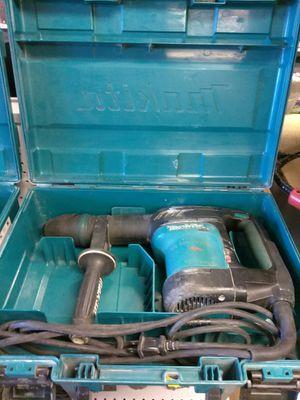 Makita demolition hammer drill for Sale in Kissimmee, FL