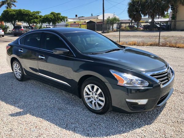 Nissan altima 2015 like new if you want you can come with your mechanic to check it 77000 miles. Palm Beach Gardens ...