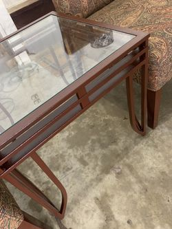 Coffee Table With Chairs Thumbnail