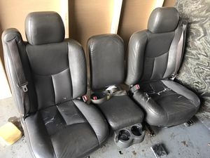 Chevy pick up truck 2004 front seat (3) for Sale in Richmond, VA