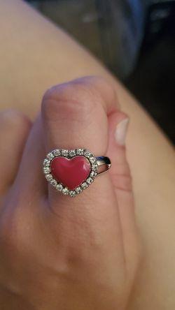 Swarovski ring Thumbnail