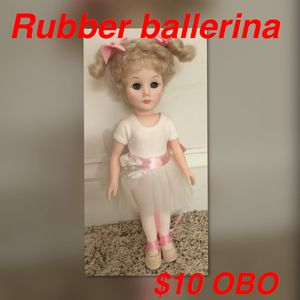 Ballerina doll still in the original box for Sale in Fairfax, VA