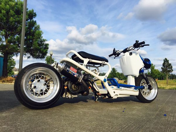 Custom Honda Ruckus 180cc GY6 for Sale in Tacoma, WA - OfferUp