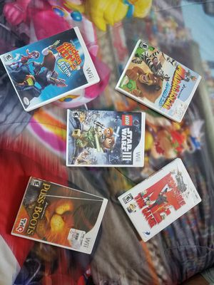 Wii Games for Sale in Cleveland, OH