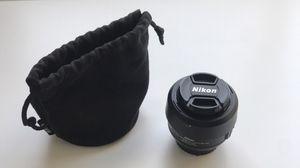 NIKON AF-S Nikkor 35 mm 1:1.8G Lens for Sale in Miami, FL