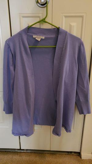 Cardigan Women Light purple | size M for Sale in Lincolnia, VA