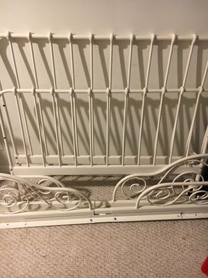 Twin bed frame for Sale in Alexandria, VA