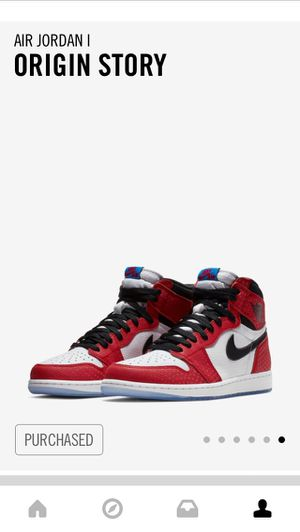 "e2bf0887985 AIR JORDAN 1 RETRO OG ""ORIGIN STORY"" for Sale in New York"