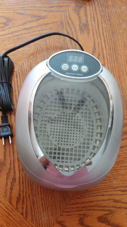 Brookstone ultrasonic cleaner Thumbnail