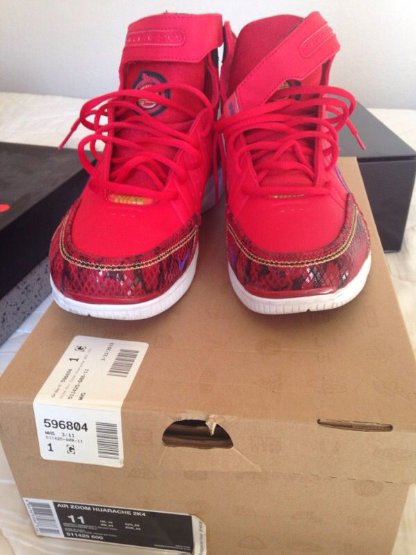 Nike Air Zoom Huarache 2k4 Limited Edition Year Of The