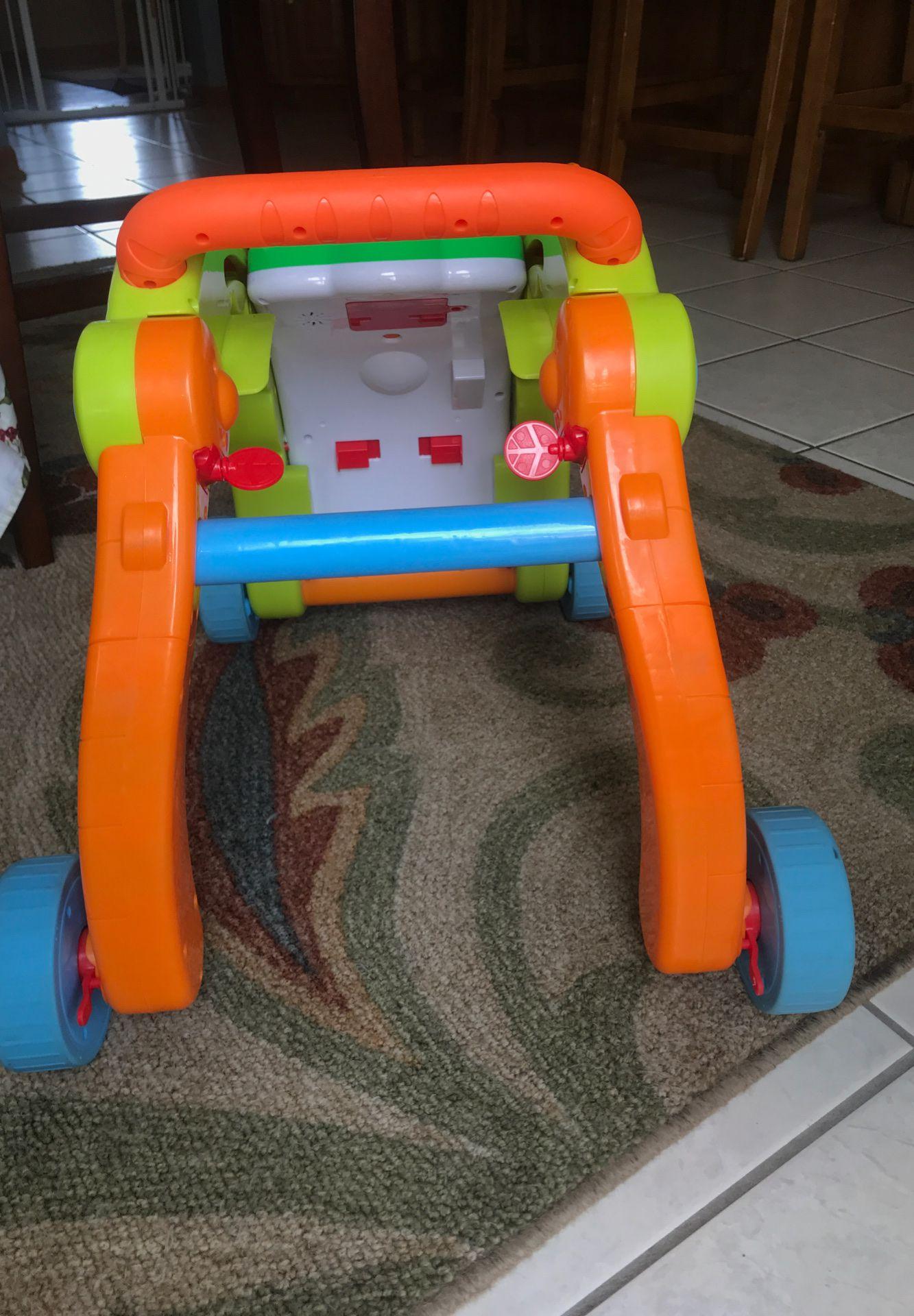 Little tikes walker /activity center