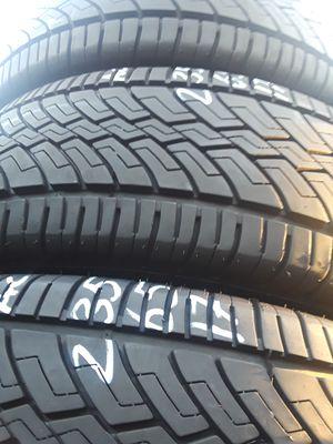 235/65-17 #4 tires for Sale in Alexandria, VA
