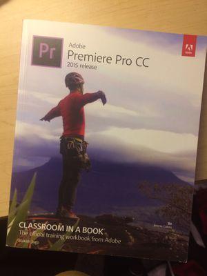 Adobe Premier - Classroom in a Book for Sale in Virginia Beach, VA